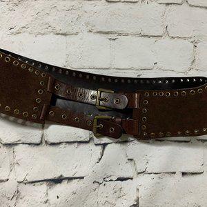 WCM New York women's brown belt